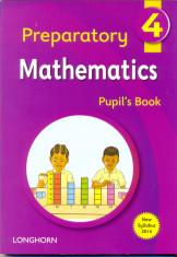 Preparatory Mathematics pupils Book 4