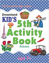 Dreamland Kids, 5th ActivityBook Science Age 7
