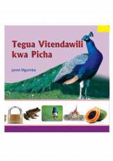 Tegua Vitendawili Kwa Picha