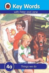 Ladybird Key Words With Peter And Jane (Thinks We Do) 4A