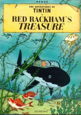 Tintin and the Red Rackham's treasure