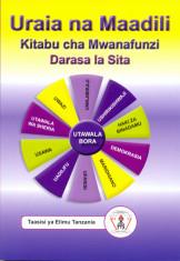 Uraia na Maadili Kitabu cha Mwanafunzi Darasa la 6