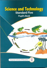 Science and Technology Standard 5 Pupil's Book