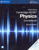 Cambridge IGCSE Physics Coursebook 2Ed With Cd