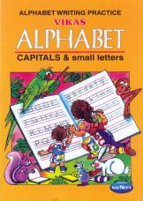 Vikas Alphabet Capital & Small Letters