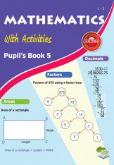 Mathematics with activities Pupil's Book 5