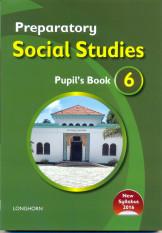 Preparatory Social Studies Pupil's Book 6