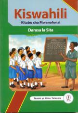 Kiswahili Kitabu cha Mwanafunzi Darasa la Sita