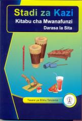 Stadi za Kazi Kitabu cha Mwanafunzi Darasa la 6