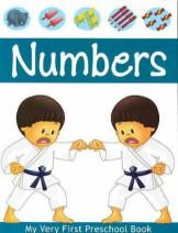 Numbers Preschool Book