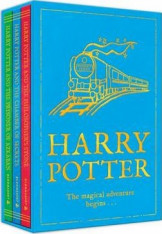 Harry Potter  (The Magical Adventure Begins)